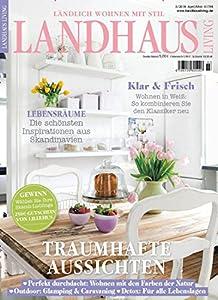 Landhaus Living Abonnement Jeweils 6 Ausgaben Jedes Jahr Amazon