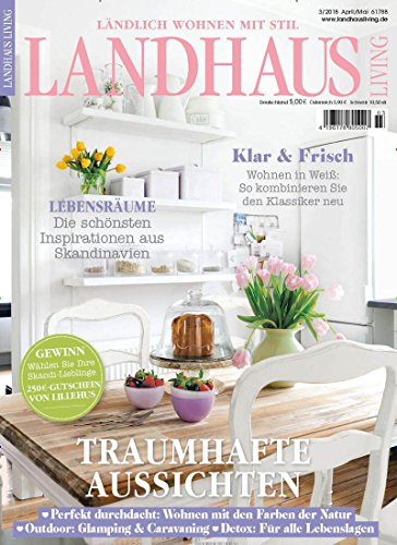 Landhaus Living [Abonnement jeweils 6 Ausgaben jedes Jahr]
