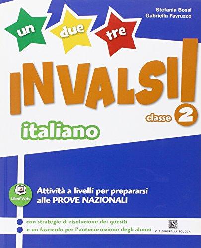 1, 2, 3... INVALSI! Italiano. Per la 2 classe elementare