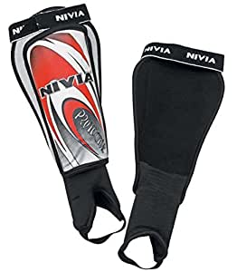 Nivia Protector with Ankle Shin Guard