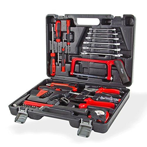 DEMA Werkzeugkoffer 48 tlg