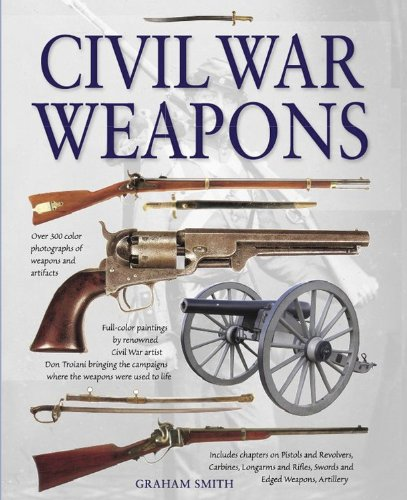 Civil War Weapons por Graham Smith