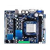 heDIANz 8 Porte USB Scheda Madre della Scheda Madre della Memoria DDR3 per AMD AM3 A78 938 Dual Core