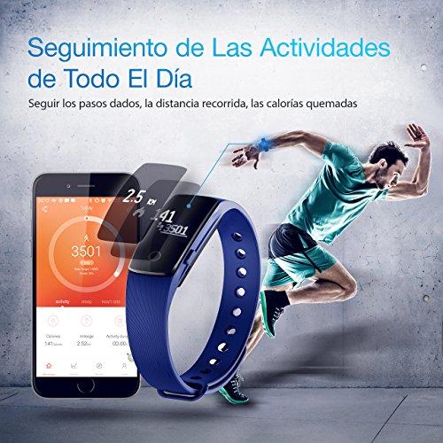 Zoom IMG-3 mpow fitness tracker activity braccialetto