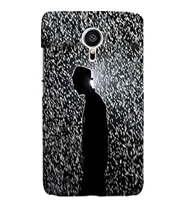 PRINTVISA Abstract Man Case Cover for MEIZU MX5