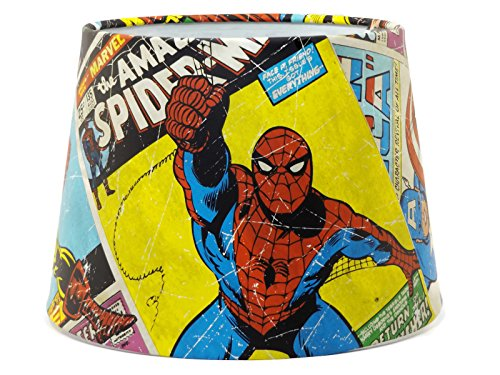 Candy bottle lamps uk - marvel spiderman lampshade il miglior ...