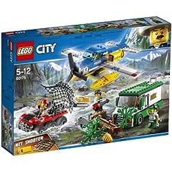 LEGO City Police 60175Le braquage par la rivière