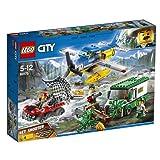 Lego- Rapina sul Fiume Costruzioni Piccole Gioco Bambina Giocattolo 572, Multicolore, 804528
