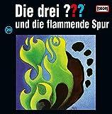 020/und die Flammende Spur [Vinyl LP] - Die Drei ???