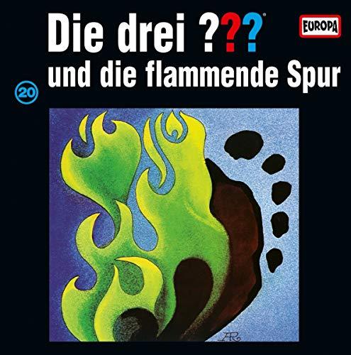 020/und die Flammende Spur [Vinyl LP] -