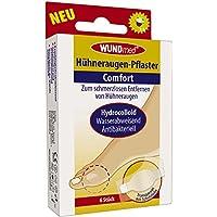 Wundmed 5er Vorteilspack Hühneraugen-Pflaster Comfort, 5 Pack a 6 Stk. (30 Stk.) preisvergleich bei billige-tabletten.eu