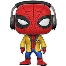 Funko 21660 Pop Bobble: Marvel Homecoming: Spider-Man w/Headphones