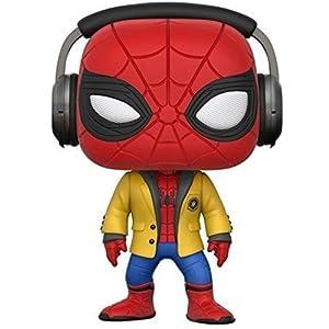 Marvel Figura de vinilo Spider Man with Headphones Funko 21660