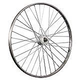 Taylor-Wheels 28 Zoll Vorderrad Nabendynamo Westwood Hollandrad - silber