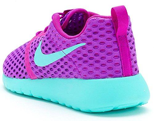 Nike Roshe One Flight Weight Gs, Entraînement de course fille Morado (Morado (Hyper Violet / Hyper Turq))
