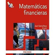 Matemáticas financieras (Economía Y Empresa)