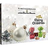 C&T Trüffel - Adventskalender - 24 exklusive Premium-Trüffelpralinen aus Piemont für den Advent mit 24 Mischungen von Antica Torroneria Piemontese
