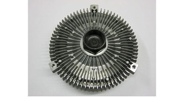 Radiator Fan Topran 400 925 Clutch