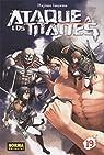 ATAQUE A LOS TITANES 19 par Hajime Isayama