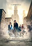 Animales Fantásticos Y Donde Encontrarlos Ed. Steelbook [Blu-ray]