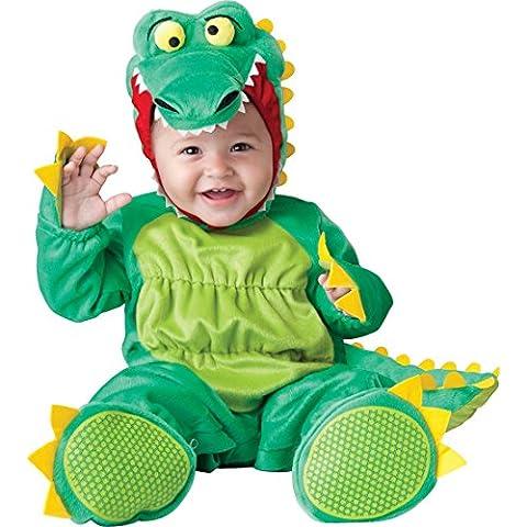 Poco Pippo Gator Carino Costume (6-24 mesi)