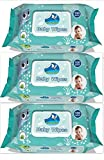 #1: GLIDER BABY WIPES (100 Pcs x 3 Pack) (300 Pcs)