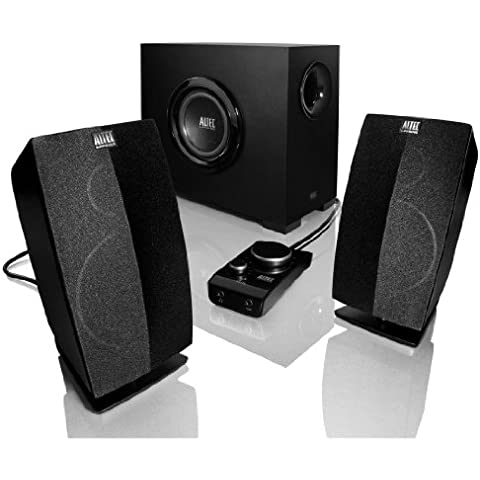 Altec Lansing VS2721E -  Altavoces PC 2.1