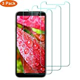 TOPLIN Protector de Pantalla para Samsung Galaxy J6 2018, [3-Unidades]...