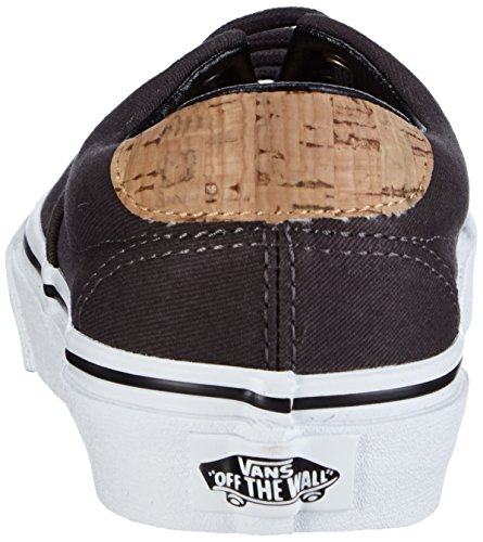 Vans U Era 59 Plaid Sneakers, Unisex Adulto Grigio (Cork Twill/dark shadow)