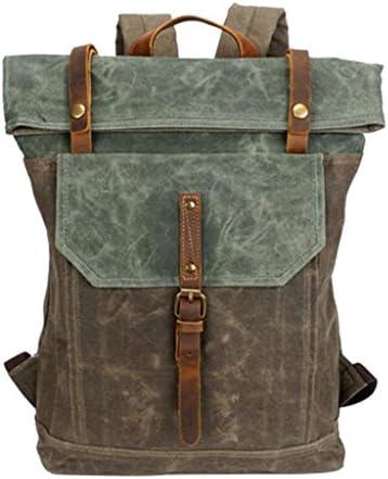 XUEYAN Sac à dos sac à dos rétro sac à dos imperméable à l'eau sac à dos des hommes, 31L  12  42cm   Vente