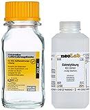 neoLab 3-1950 Aufbewahrungsflasche für pH-Standard-Elektroden, 250 mL