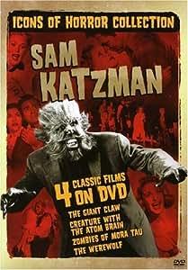 Icons of Horror Collection: Sam Katzman [Import USA Zone 1]