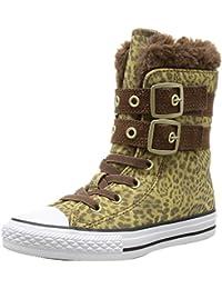 Converse Chuck Taylor All Star Junior Animal Fur Hi 384520 Mädchen Sneaker