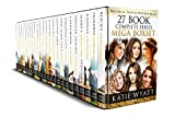 27 Book Mega Box Set Complete Series (Mega Box Set Series 1) (English Edition)