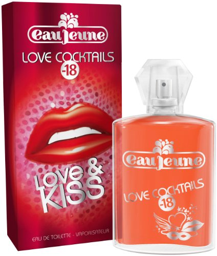 Eau Jeune Eau de Toilette Cocktail Love and Kiss 50 ml
