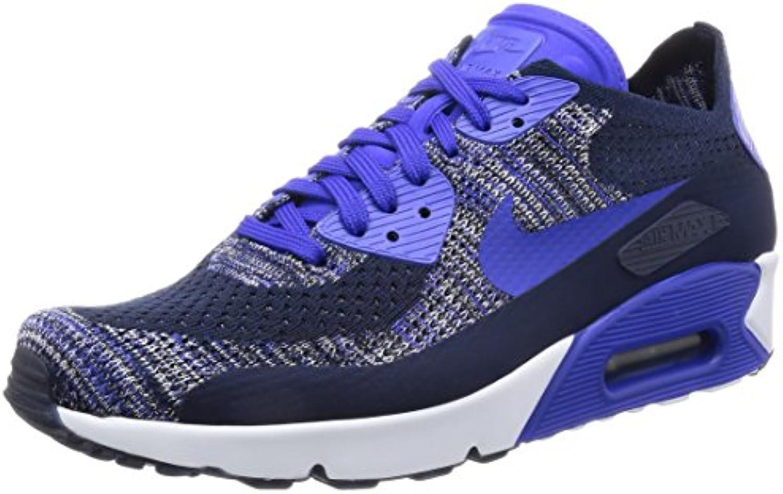 Nike - Zapatillas de Material Sintético para Hombre Azul Azul, Color Azul, Talla 44.5 EU