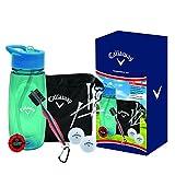 Callaway Tournament Golfista de Set de regalo, color azul