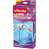 Vileda - Sistema Magical repelente de agua (líquido + bayeta) - 1 pack