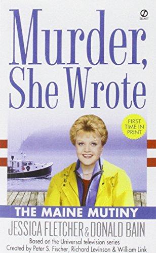The Maine Mutiny (Murder She Wrote)