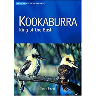 Kookaburra: King of the Bush (Australian Natural History Series) (English Edition)