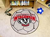 Fanmats 5180 University Of Wisconsin Fu-ball Rug