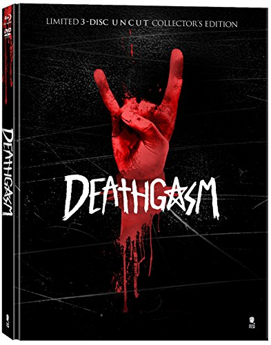 Deathgasm - Mediabook (Uncut) [Limited Collector's Edition] (+ 2 DVDs) [Blu-ray]