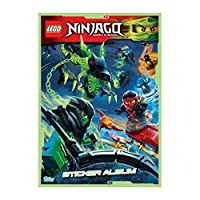 Lego Ninjago Sticker Collection- Sticker Album