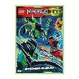 LEGO Ninjago Aufkleber, Aufkleber Album
