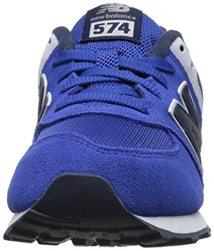New Balance  KL574,  Sneaker unisex bambino Blu (Bleu (Sug Blue))