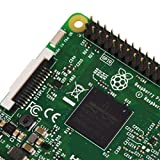 Raspberry Pi 3 Model B 4x 1,2GHz, 1GB RAM, WLAN, Bluetooth, LAN, 4x USB - 4