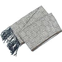 Men 's Winter scarf bufanda bufanda bufanda cálido engrosamiento pulido cepillado,Oportunidad real