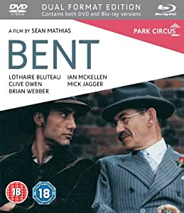 Bent - Dual Format Edition [Blu-ray] [1997]