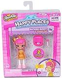 Shopkins - Happy Places - Lippy Lulu - 1 Puppe mit Zubehör