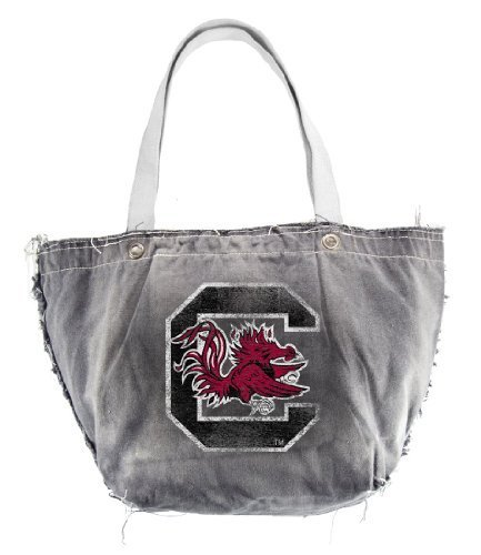 ncaa-south-carolina-fighting-gamecocks-vintage-tote-black-by-littlearth